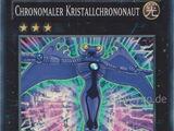 Chronomaler Kristallchrononaut
