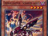Überfallraptor - Scharfer Lanius