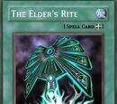 The Elder's Rite