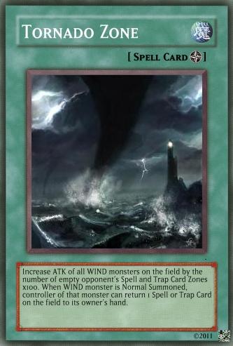 Tornado Zone