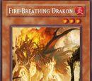 Fire-Breathing Drakon
