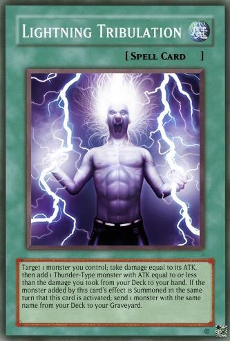 Lightning Tribulation