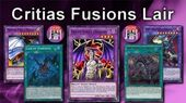 Yu-Gi-Oh! Online - CRITIAS FUSIONS LAIR OF DARKNESS 2020 (MR5)