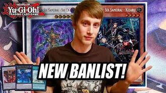 Yu-Gi-Oh! BEST! NEW SIX SAMURAI DECK PROFILE! FT. TRUE KING! COMBOs! MAY 2019 FORMAT (New Banlist)