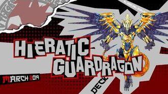 Yu-Gi-Oh! Hieratic Guardragon - Deck Profile 2019