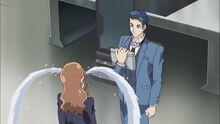 Akira descubre a Hayami