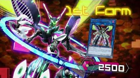 (HD) 遊戯王 Yu-Gi-Oh! VRAINS OCG - FLAMES OF DESTRUCTION CM