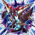 Foto escudo dragón