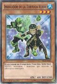 Invocador de la tortuga verde