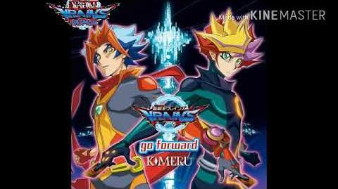 Yugioh Vrains opening 2 Full Go forward - kimeru