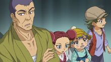 Chojiro y los niños 2