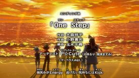 One Step 2