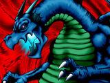 Dragón de Aqua