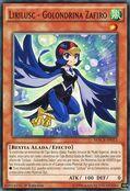 Lirilusc - golondrina zafiro