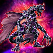 Foto dragón de los cien ojos