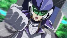 Jack gritando a Yuya