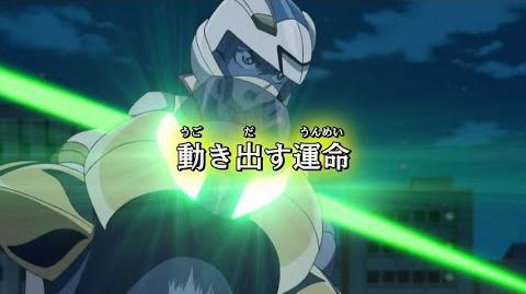 """YuGiOh! ARC-V PV 37 """"The Destiny that Starts Moving"""""""