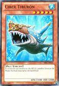 Ciber tiburón
