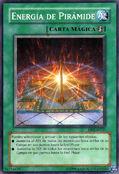 Energía de pirámide