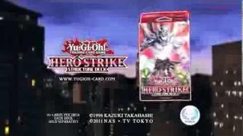 HERO Strike Structure Deck