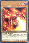 Maldición del fuego de dragón