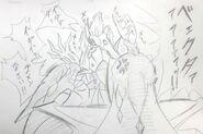 Vector y Marin por Ebina Hidekazu
