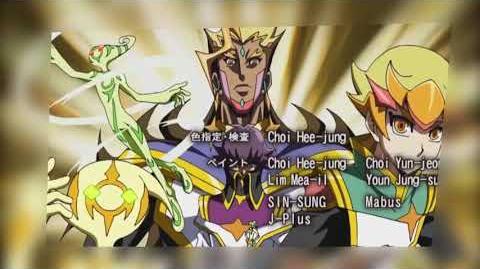 Yu-Gi-Oh! VRAINS Ending 4 V2