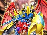 VWXYZ-Dragón Catapulta Cañón