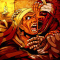 Foto castigo del ladrón de tumbas
