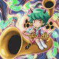 Foto melomelodía la genio de las trompetas