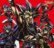 Protagonistas Yu-Gi-Oh! V-Jump