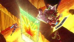 Yuya contra Sora
