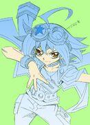 Yuya por Tomonaga