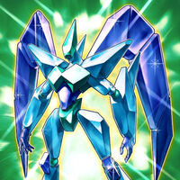 Foto héroe elemental prisma