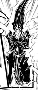 HÉROE Elemental Shadow Mist (manga-Invocación)