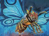 Gadarla, el Kaiju del Polvo Misterioso