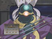 Makyura el Destructor - Orichalcos