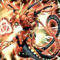 Foto dragón bomba topológico