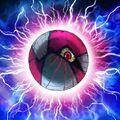 Foto bola de plasma