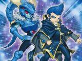 Invocador del Dragón Azul