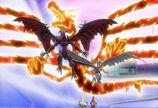 5Dx026 Crimson Dragon Appears
