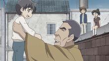 Chojiro en el pasado