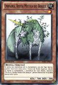 Uniflora, bestia mística del bosque