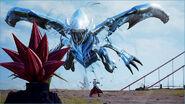 Dragón Blanco de Ojos Azules (Jump Force)