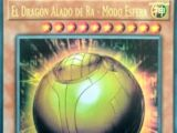 El Dragón Alado de Ra - Modo Esfera