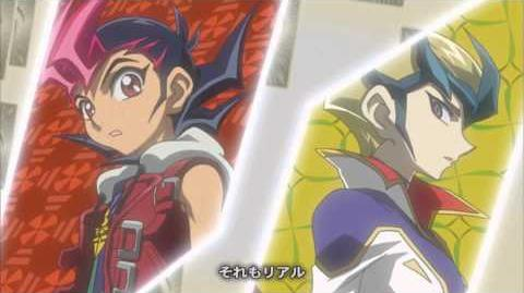 Yu-Gi-Oh! ZEXAL Japanese Opening Theme Season 3, Version 1 - Dualism of Mirrors by Petit Milady