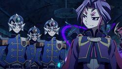 Yuri y las Fuerzas Obelisco