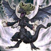 Foto dragón inférnico de la perdición