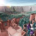 Foto muralla de hierro imperial