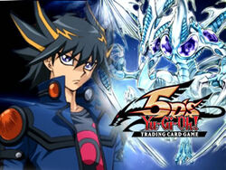 Imagen portada Yu-Gi-Oh! 5D's